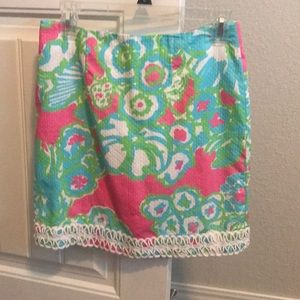 Lace Lilly Skirt